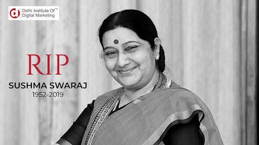 Sushma Swaraj, foreign Minister