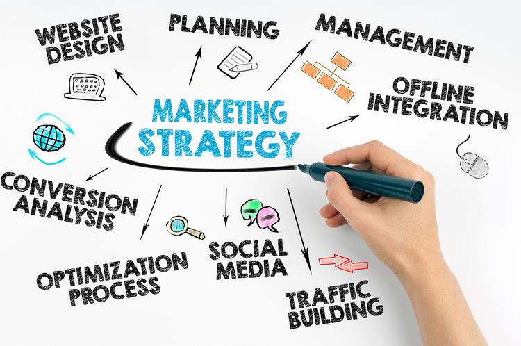 Digital Marketing Strategy For Enterpreneur