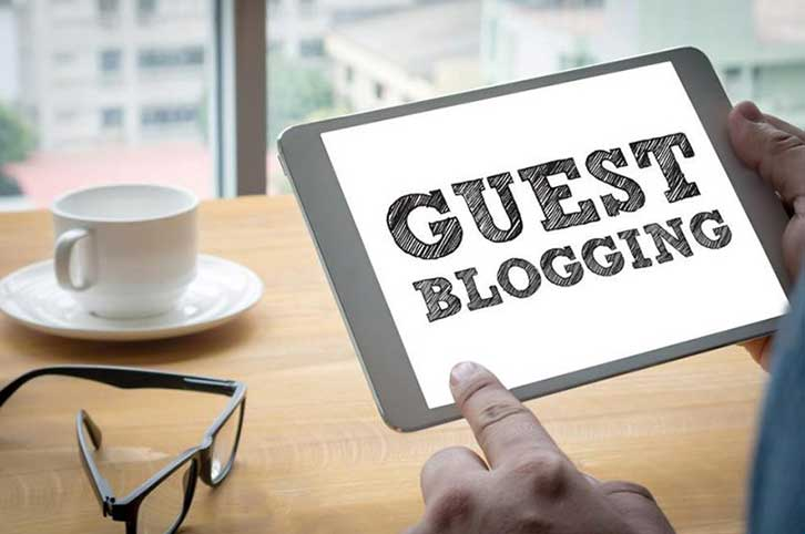 Learn Guest Blogging