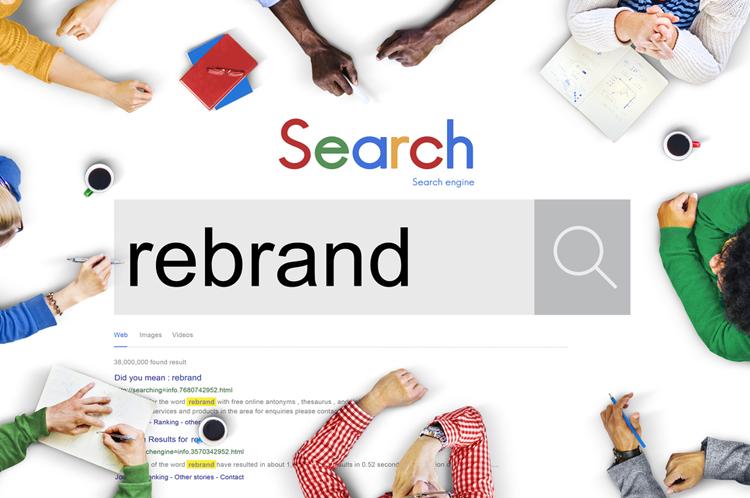 seo for rebranding