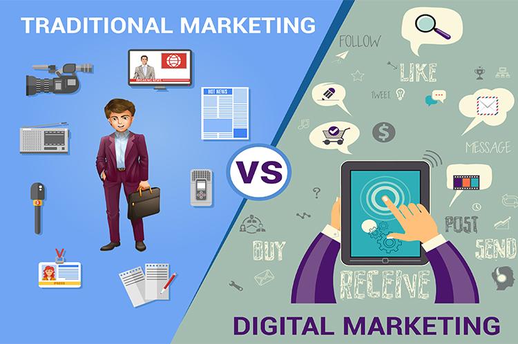 online digital marketing course vs offline digital marketing