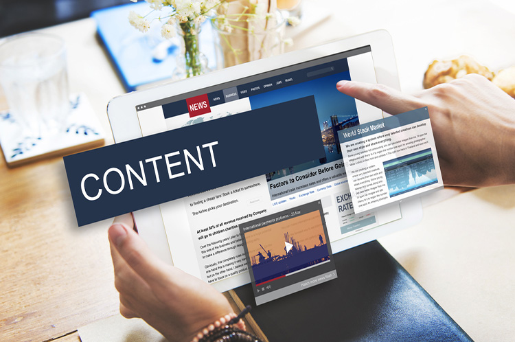Content marketing blogs in 2021