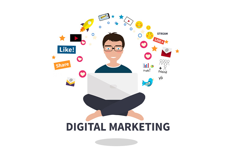 Digital Marketing changes Advertising