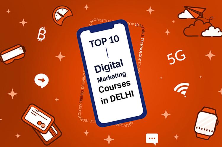 Top 10 Digital Marketing Institute