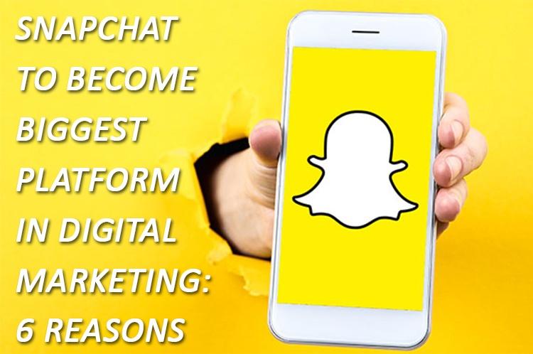 Snapchat for digital marketing